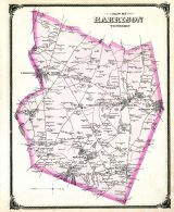 Harrison Township, Salem and Gloucester Counties 1876